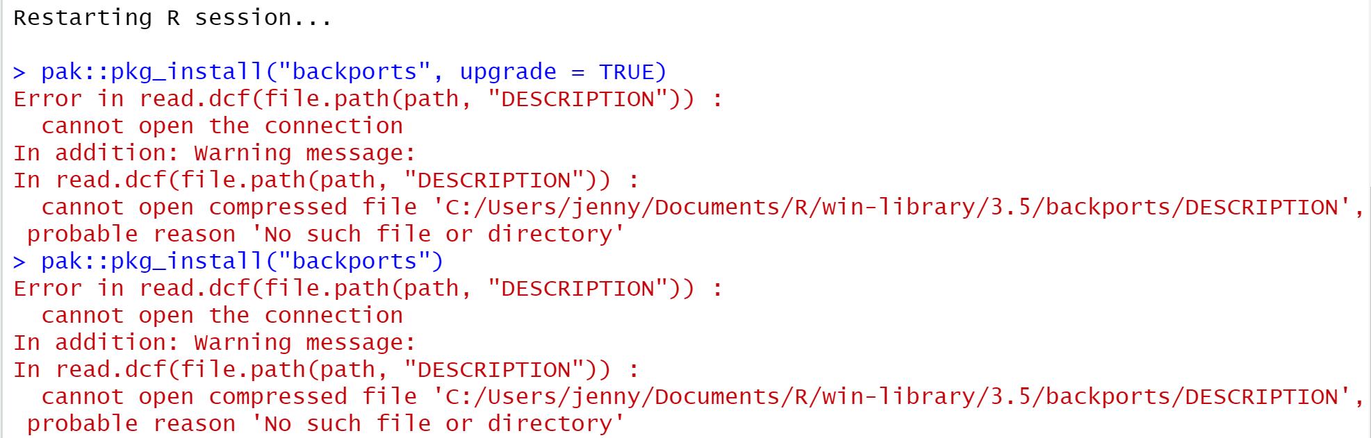 A Windows story · Issue #126 · r-lib/pak · GitHub