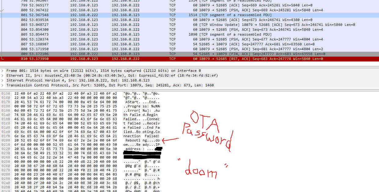 Security Vulnerability in OTA Update Process - ArduinoOTA