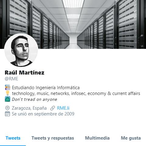 Twitter @RME