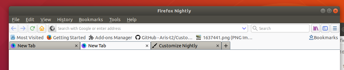 Firefox 65+] 'tabs below' / 'tabs not on top' changes · Issue #164