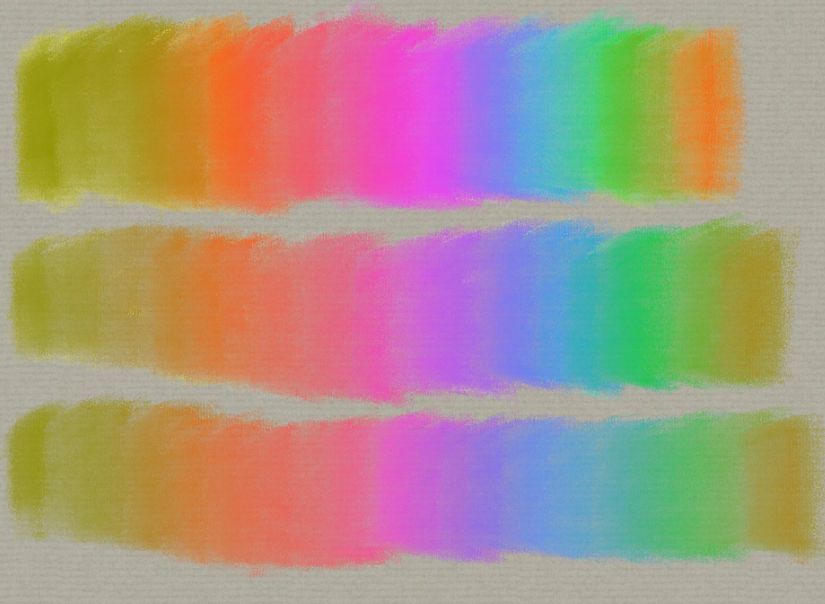 hue shift image