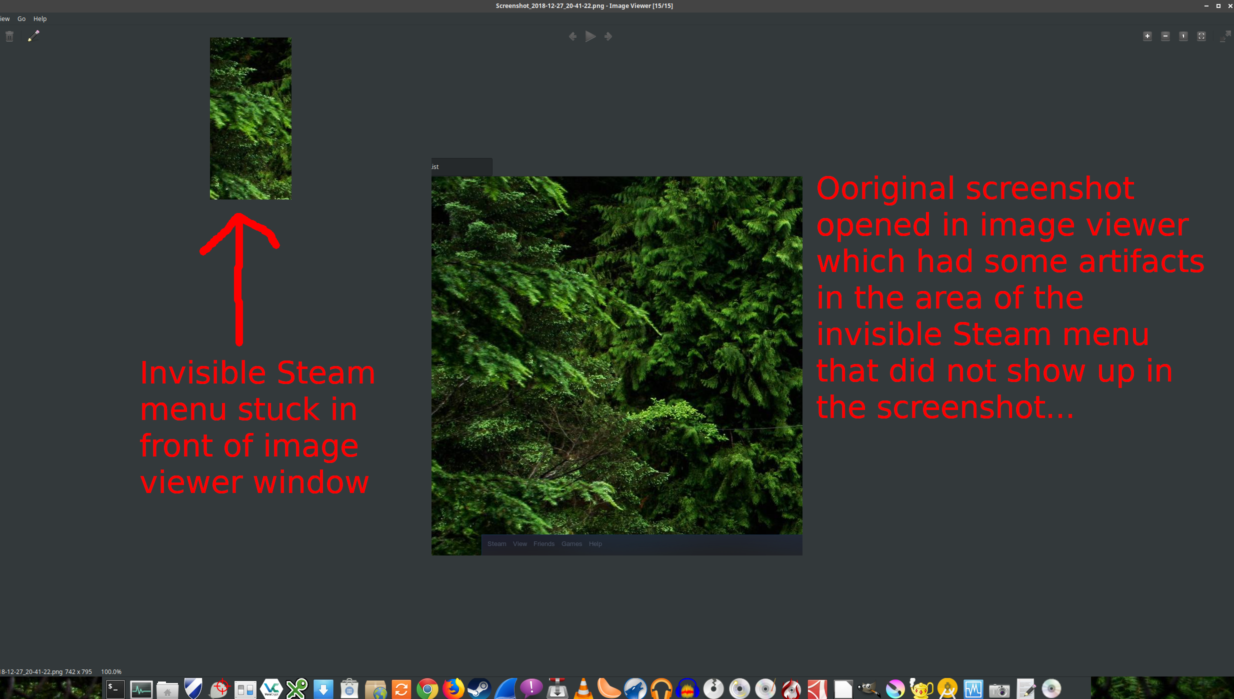 Weird issue with KDE · Issue #5972 · ValveSoftware/steam-for-linux