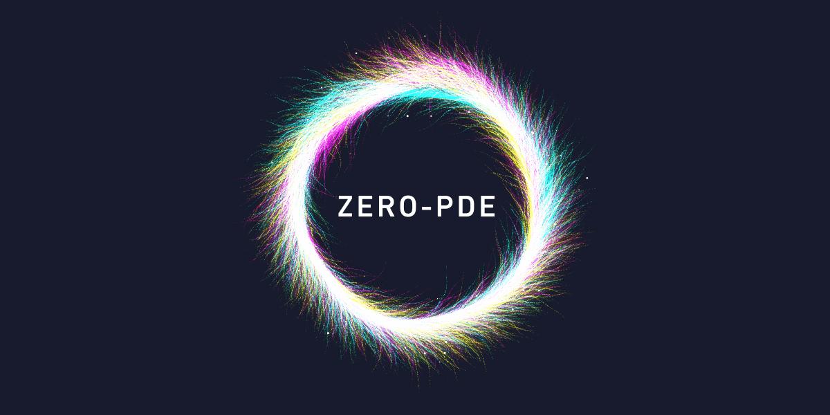 ZERO-PDE
