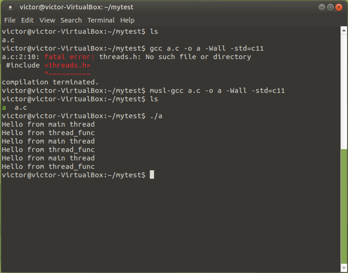 request, C] musl libc library · Issue #257 · melpon/wandbox