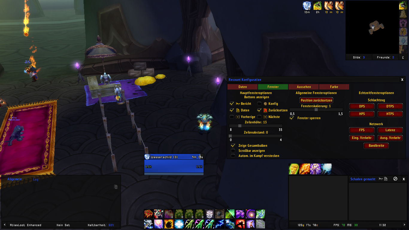Some Recount problems · Issue #23 · ElvUI-TBC