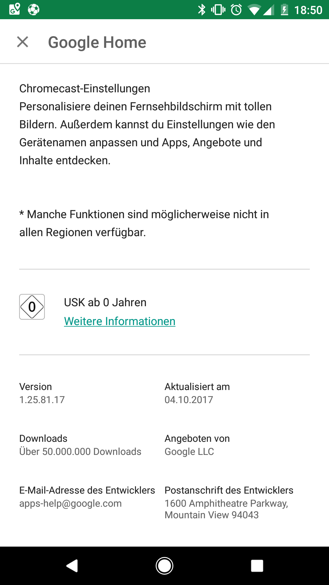 Linking Openhab with Google Home does not show any devices