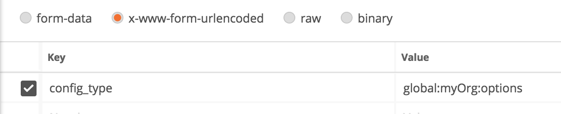 Importing curl code into Postman should detect and decode