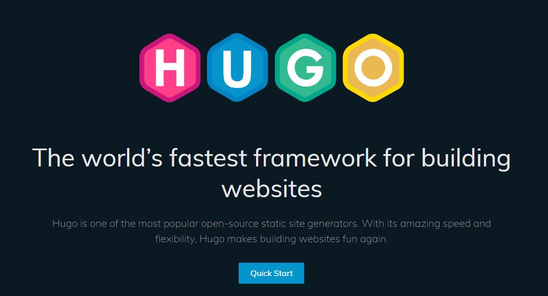 Hugo_blog搭建部署笔记