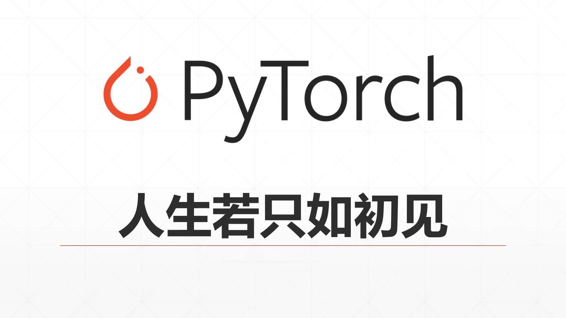 PyTorch参数的初始化与冻结部分参数训练