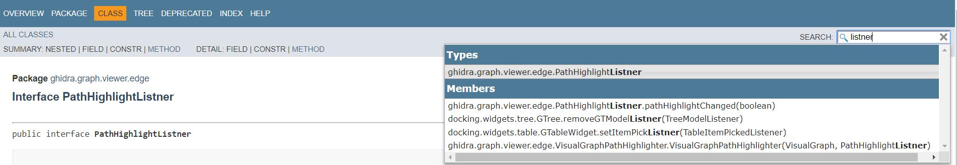 Grammar Fix in Ghidra API · Issue #235