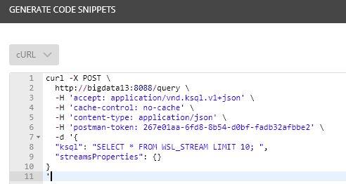 KSQL Rest API- No response · Issue #2107 · confluentinc/ksql
