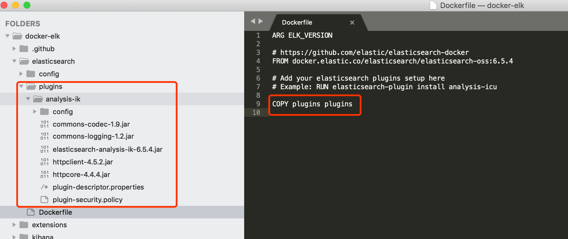 how to install ik plugins? · Issue #349 · deviantony/docker