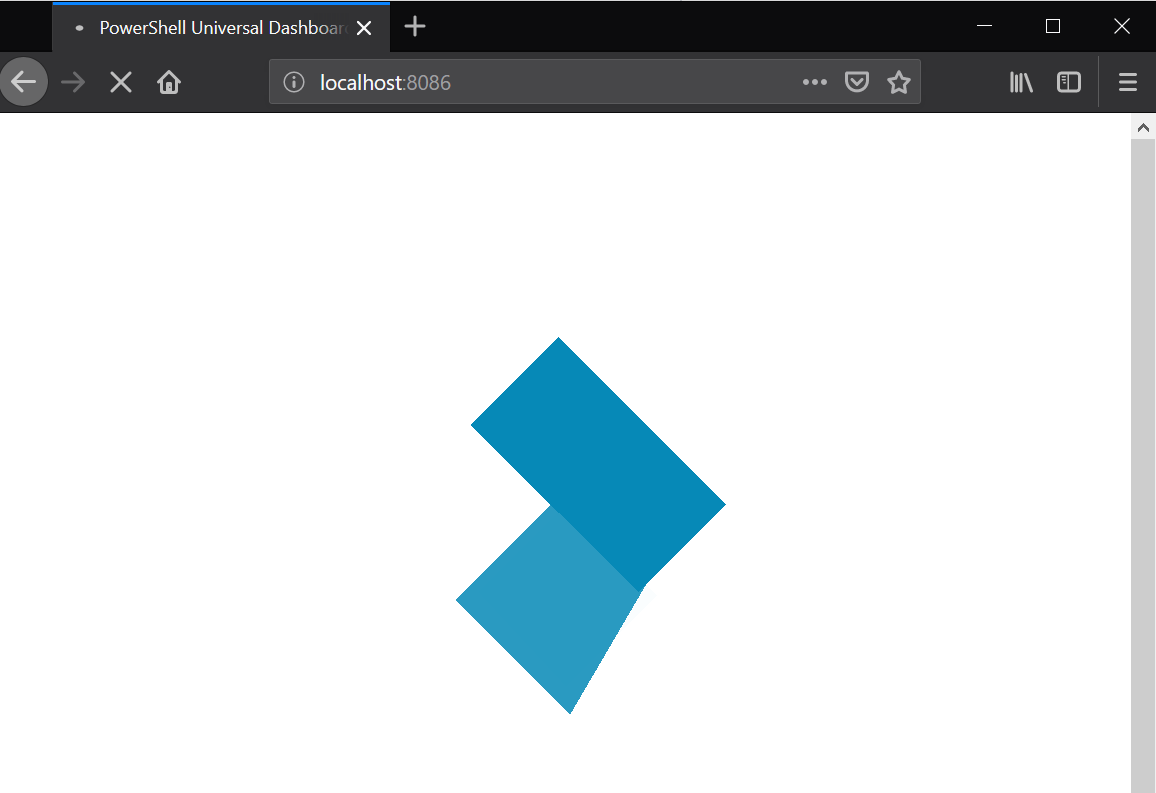 Nonstop loading animation on dashboard start · Issue #905
