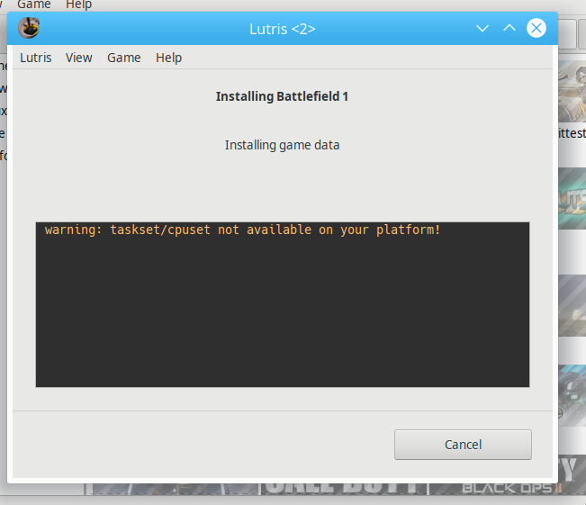 Developers - lutris: init at 0 4 18 -