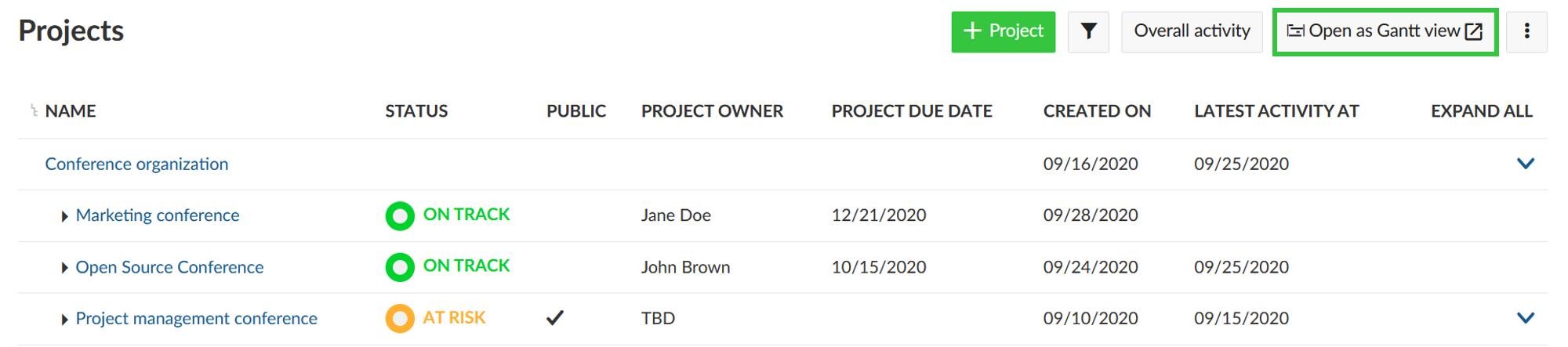 project-portfolio-management