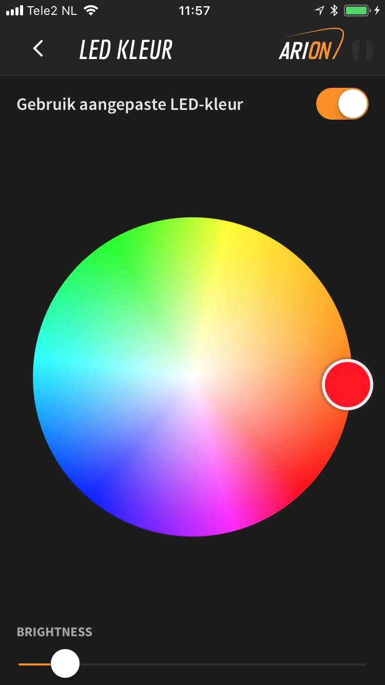 Color Picker Doesn T Show The Correct Color When Selecting In The