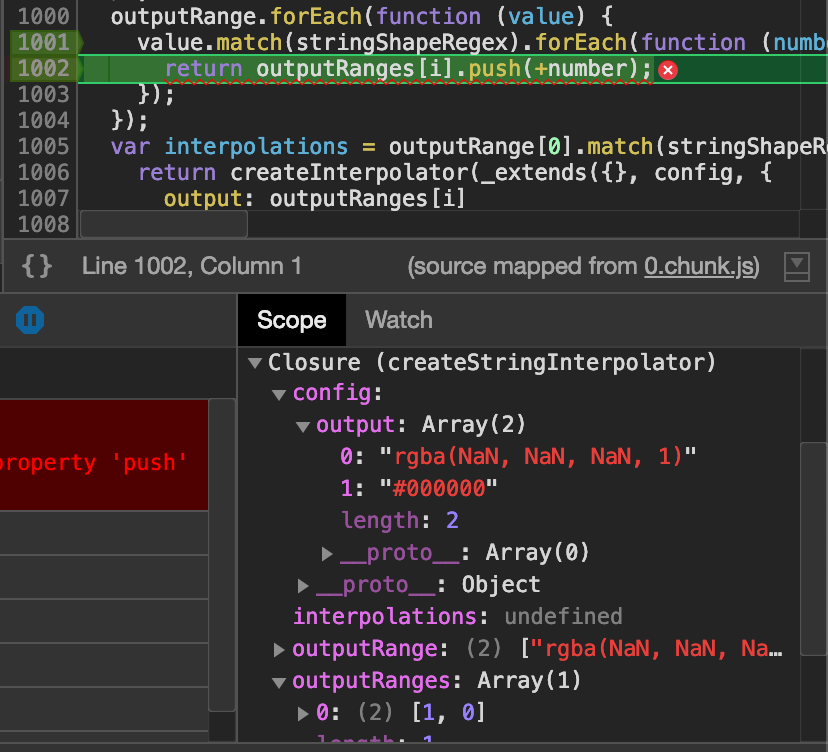 Cannot read property 'push' of undefined · Issue #576
