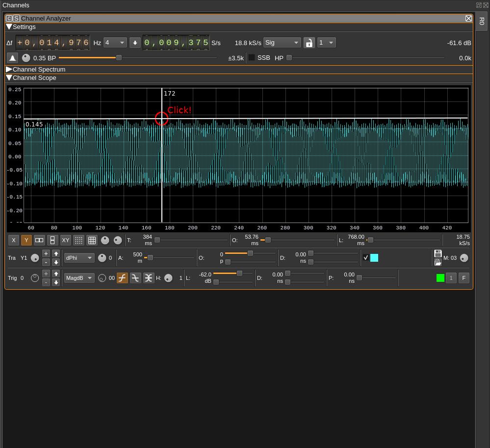LimeSDR Mini Software Radio Development Board Bandwidth 30.72MHz Only Board