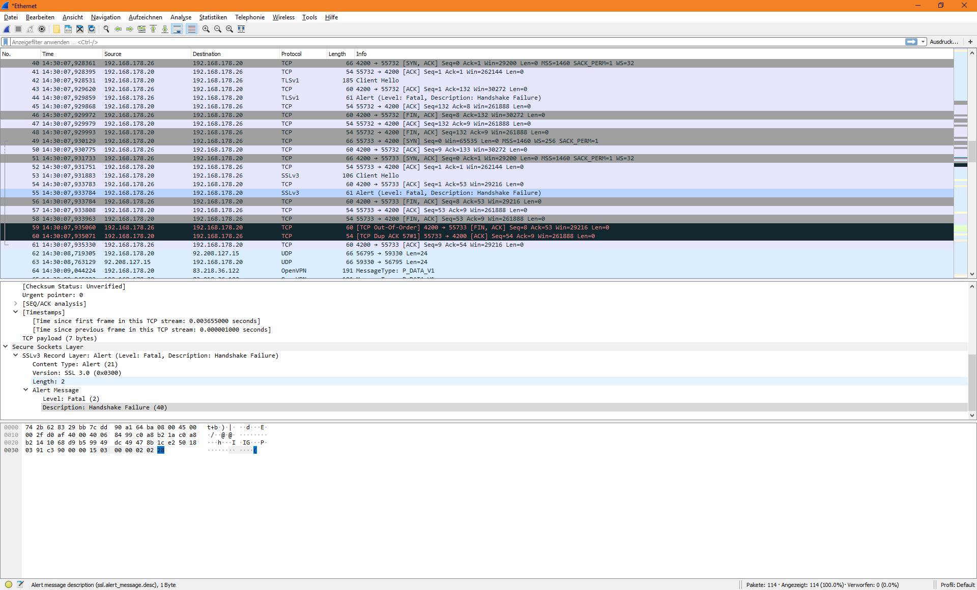 TLS error IP vs  host name  · Issue #437 · shellinabox/shellinabox