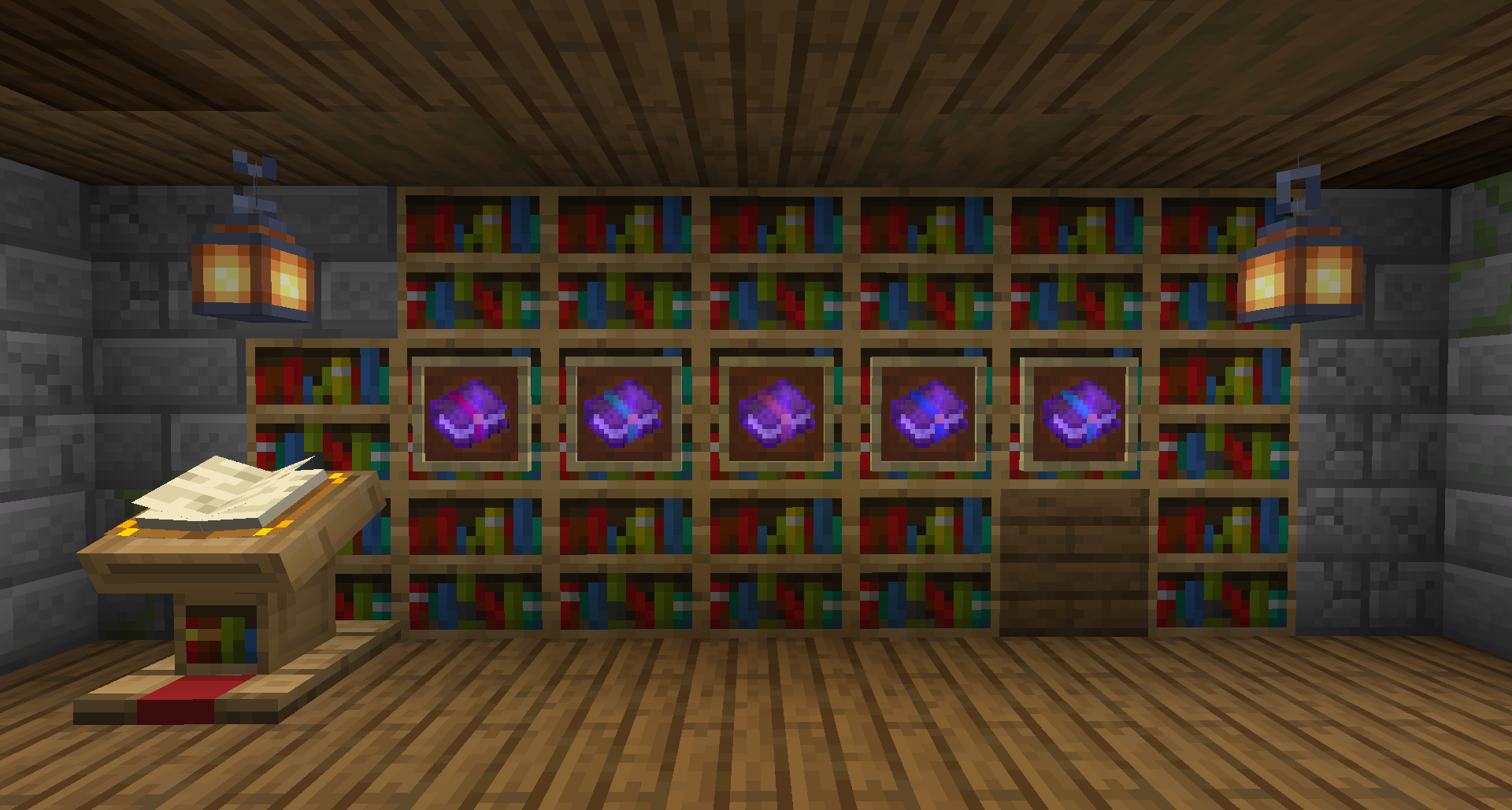 Better Enchanted Books Fab Mods Minecraft Curseforge