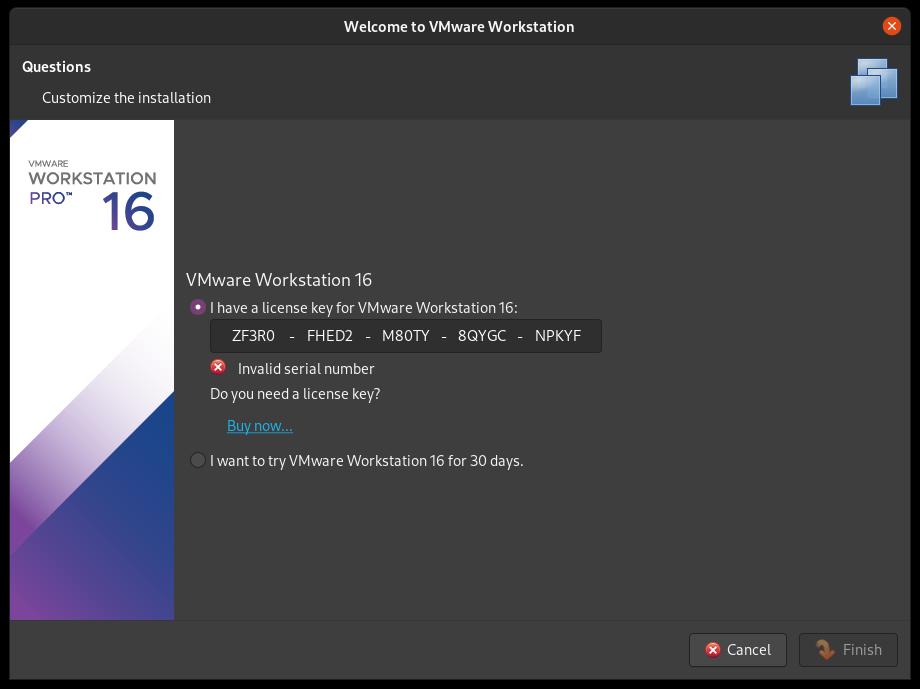 Vmware Serial Key Generator