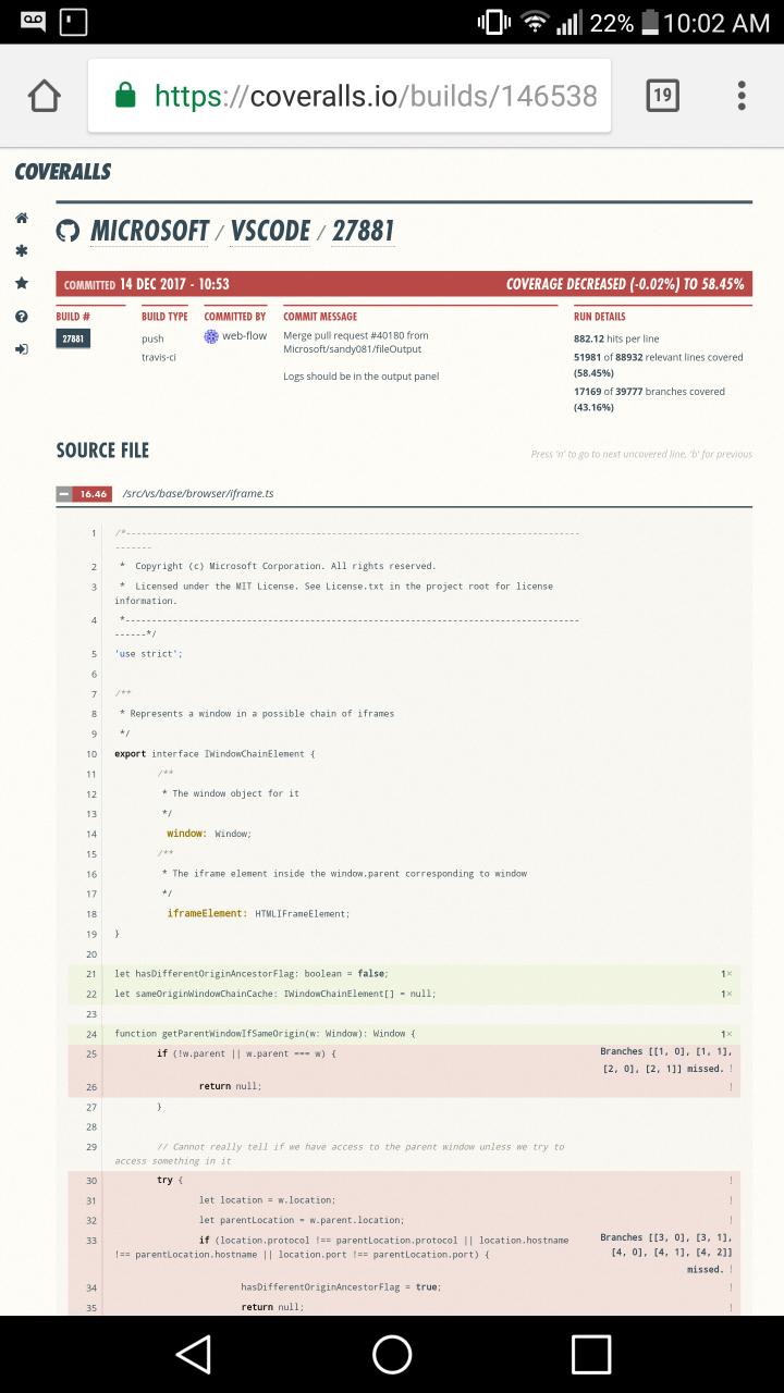 Mobile site · Issue #1043 · lemurheavy/coveralls-public · GitHub