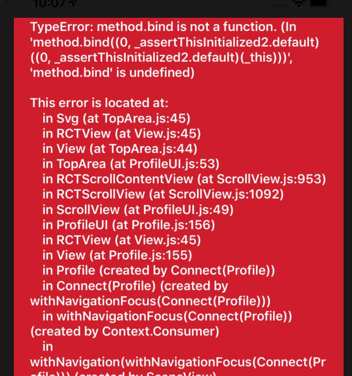 Upgrading React Native · Issue #68 · react-native-community