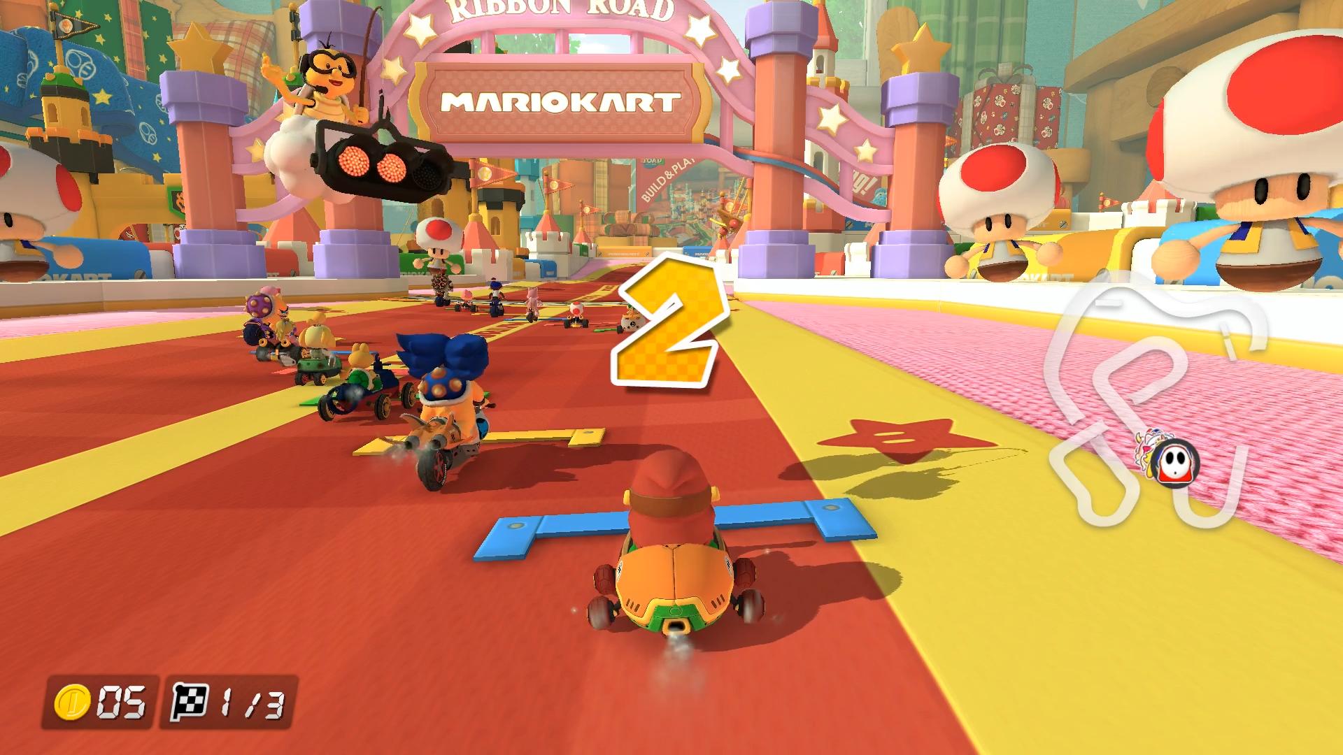 Mario Kart 8 Deluxe Issue 244 Ryujinx Ryujinx Games List Github