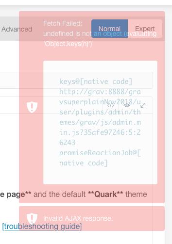 config: Auto metadata from Exif: throwing error when