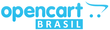 Logo OpenCart Brasil