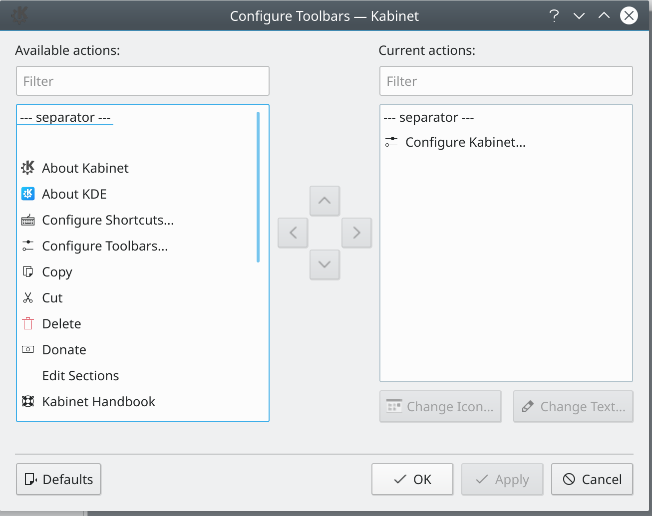 Native KDE look and feel · Issue #30 · jimevins/glabels-qt