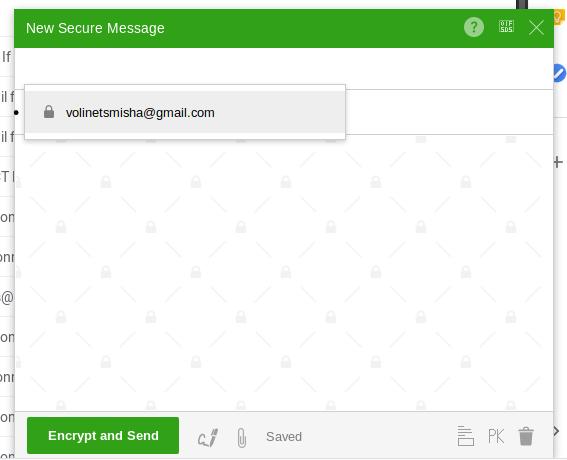 gmail problem #500