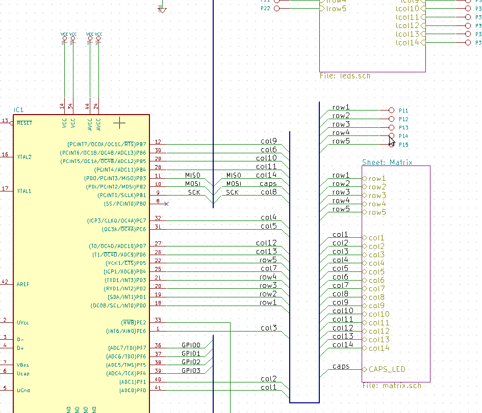bug and puzzles with gh60's kicad sch file · Issue #28
