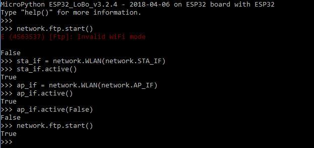 FTP issue · Issue #121 · loboris