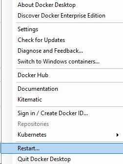 Radarr Docker Mac