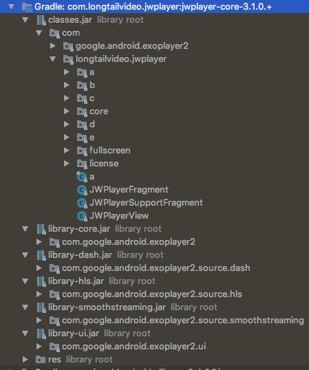 Exoplayer won't compile on Android · Issue #1205 · react