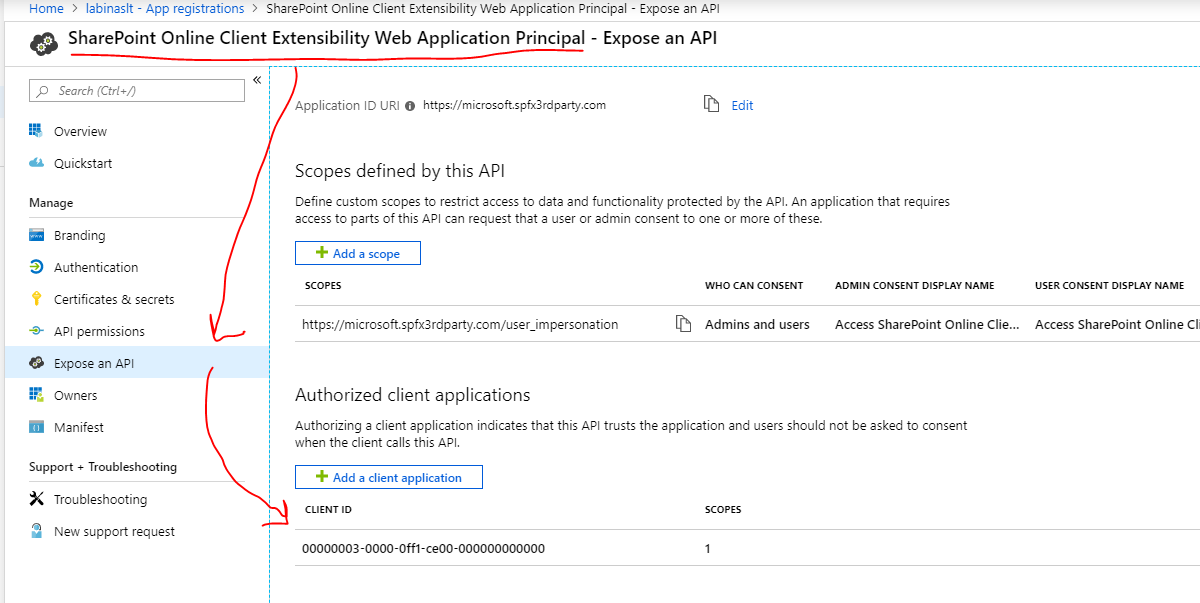 Sharepoint Online Authentication