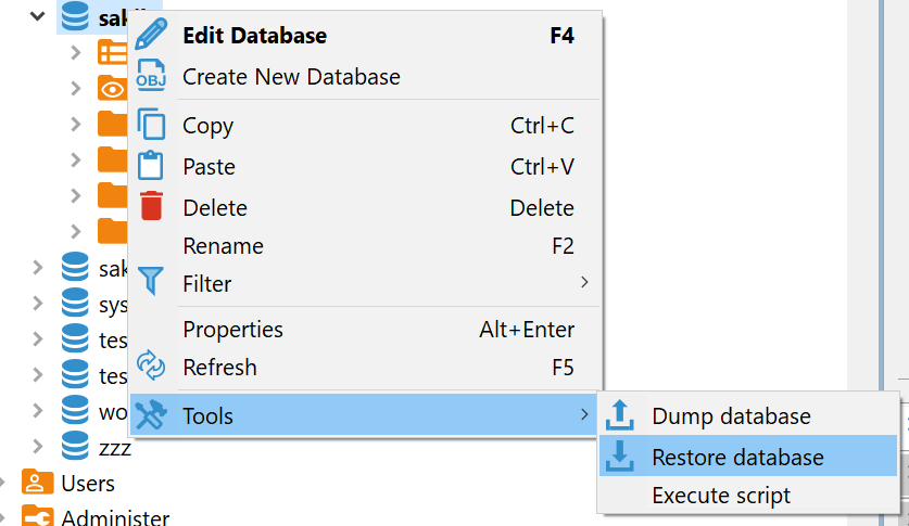 Import very big databases scripts (sql files) · Issue #3809