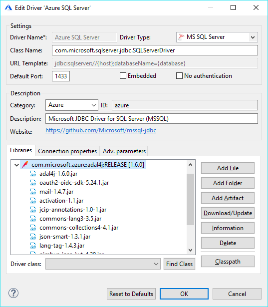 MS SQL Server: Login failed for user ''  · Issue #5385