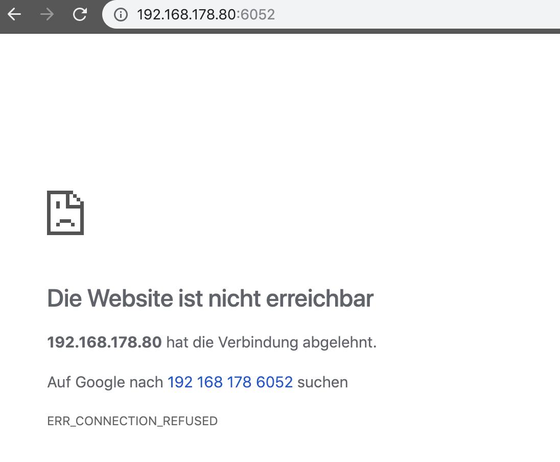 esphomeyaml-edge: hass io addon not showing the network tab