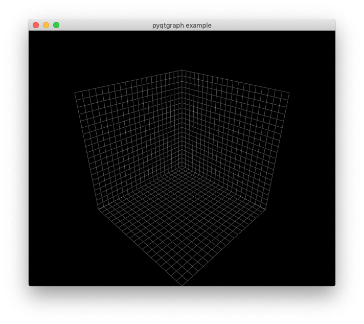 3D plot goes in bottom left side of window · Issue #785 · pyqtgraph