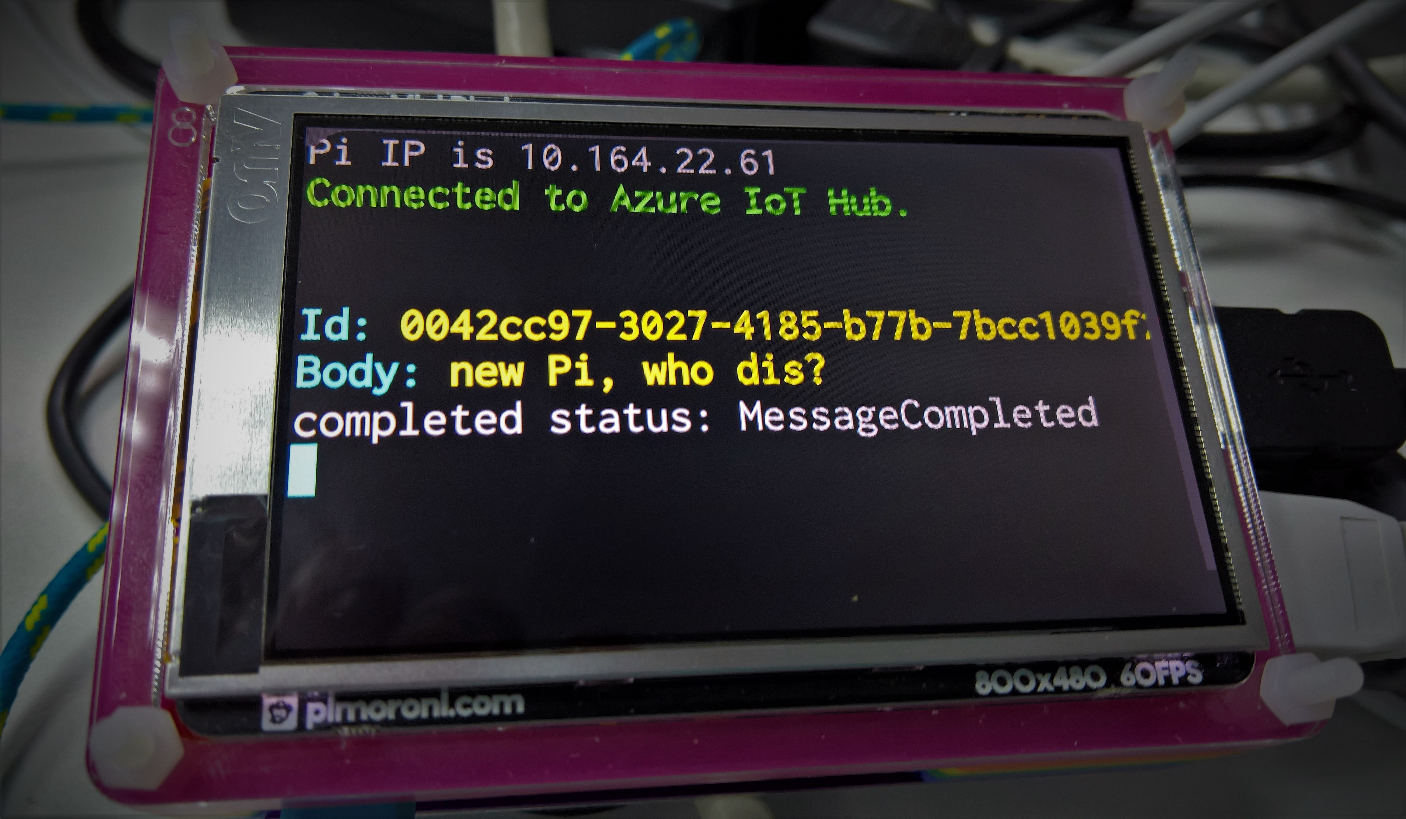 Larger console font · Issue #18 · pimoroni/hyperpixel · GitHub