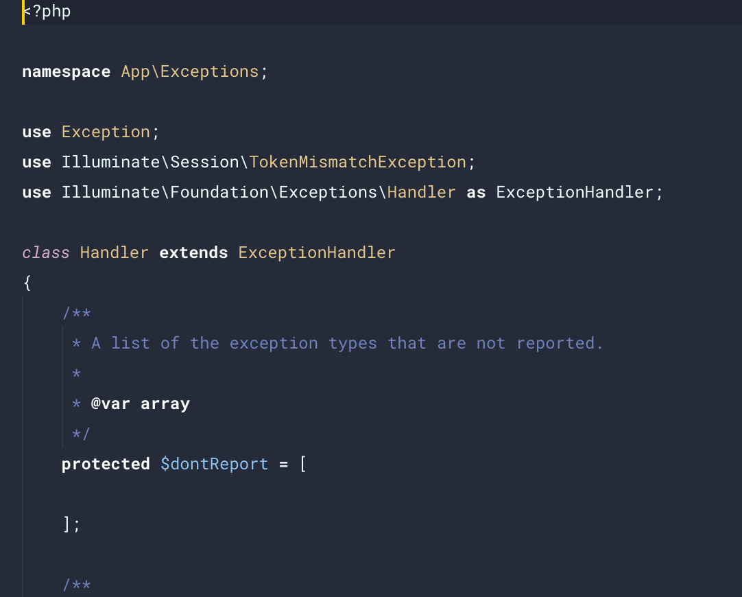 Errors are not sent to Bugsnag in Laravel 5 6 · Issue #311