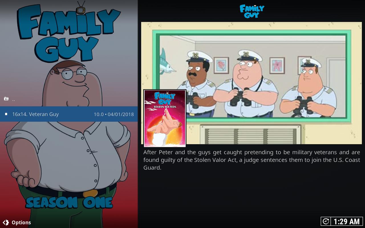 skin estuary modv2] Fanart (View 502) of Episodes Always Displays
