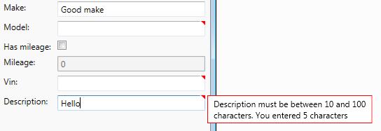 NuGet Gallery   ReactiveValidation 1 0 5