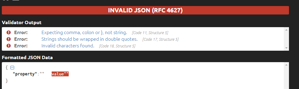 JsonReader does not handle escaped quotes in strings · Issue #1640