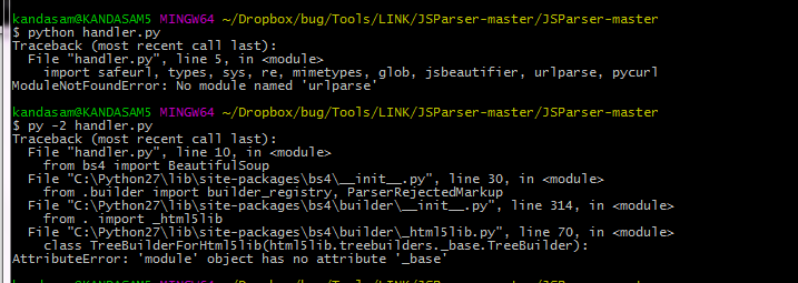 Python 3 x support (ImportError: No module named 'StringIO