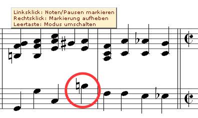 Random accidentals in MusicXML export · Issue #92