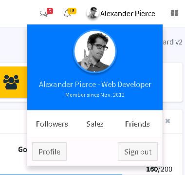 user-menu