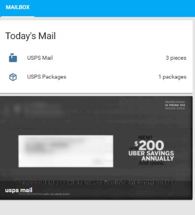 USPS Component Broken -- myusps USPSError: authentication